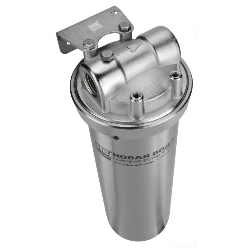 Магистральный фильтр из нержавеющей стали A082
