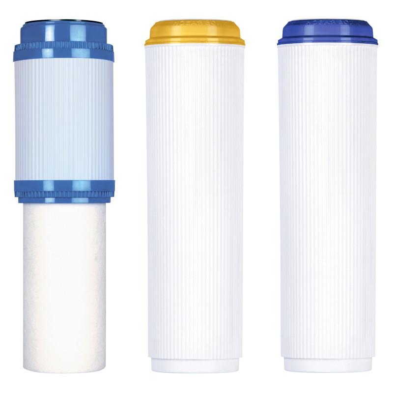 Набор картриджей K602 для фильтров Praktic и фильтров серии E
