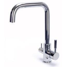 Смеситель 3-в-1 с отдельным входом для очищенной воды X109-2C