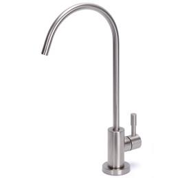 X103SS — кран чистой воды шаровый High Tech Премиум (нерж.сталь)