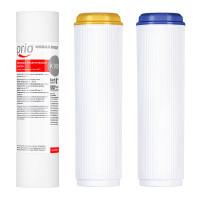 Фильтрующие элементы (картриджи) для фильтров под мойку Praktic, Start и рядом с мойкой — Бытовые фильтры для воды Prio® Новая Вода®